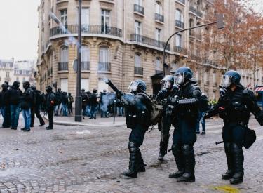 Acte IV-Polizei