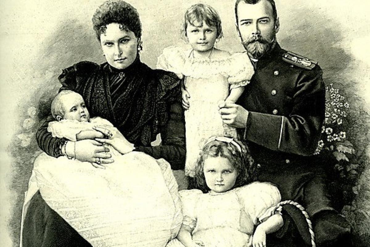 Familie Romanow