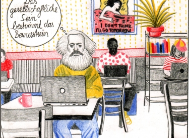 Marx, Laptop