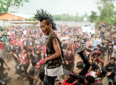 Punk, Indonesia