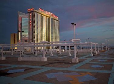 Trump Taj Mahal Casino in Atlantic City